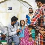 印度新冠暴衝 恐怖最高峰提前來襲 感染人數恐高出50倍