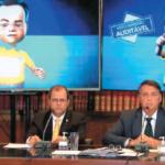巴西總統用假資訊證明電子投票箱欺詐