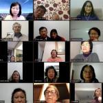 巴西慕義教會舉行線上家庭講座情緒管理