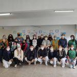 巴西慈濟聯絡所下鄉捐贈食物籃鞋子口罩給貧困家庭