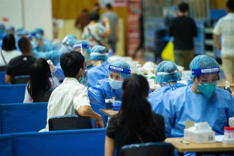 大陸澎湃新聞報導,大陸內蒙古自治區衛健委網站14日通報,10月13日7時至10月14日7時,自治區新增本土確診病例1例(在二連浩特市)。