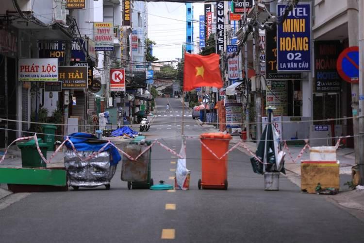 疫情影響越南的勞動力輸出。
