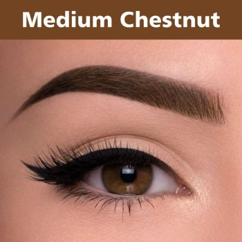 Medium Chestnut – Mittlere Kastanie