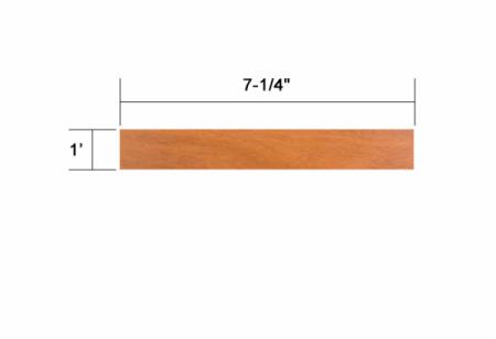 Cumaru 5/4×8