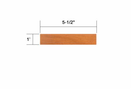 Cumaru 5/4×6