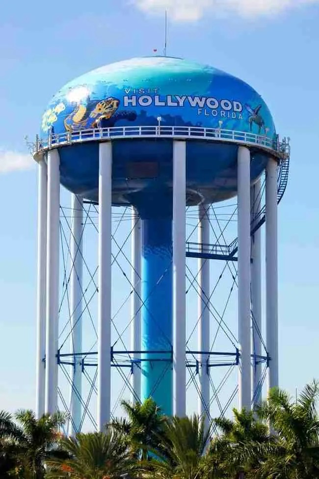 Watertank Hollywood