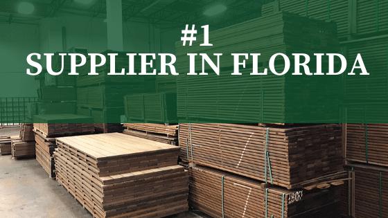 Florida Hardwood Supplier