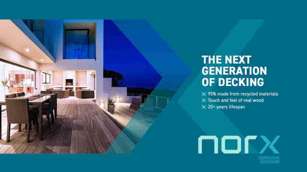 NorX Composite Decking
