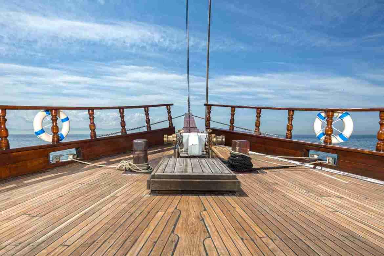 Lumber Boat