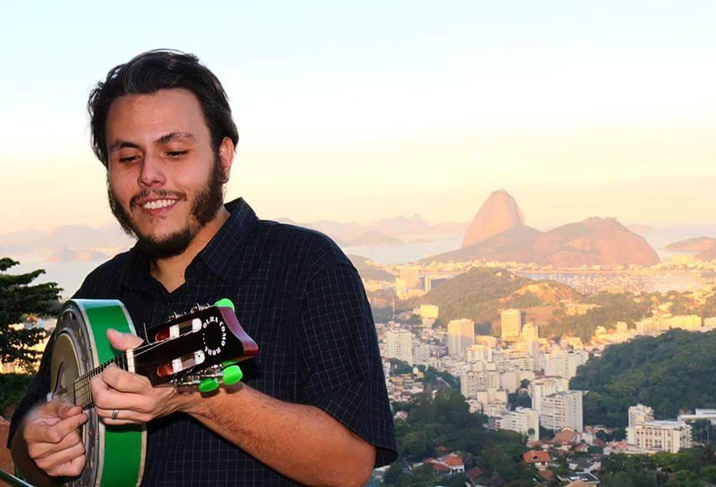João Martins Brings the Authentic Samba Carioca to Cali