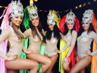 LA Samba Dancers