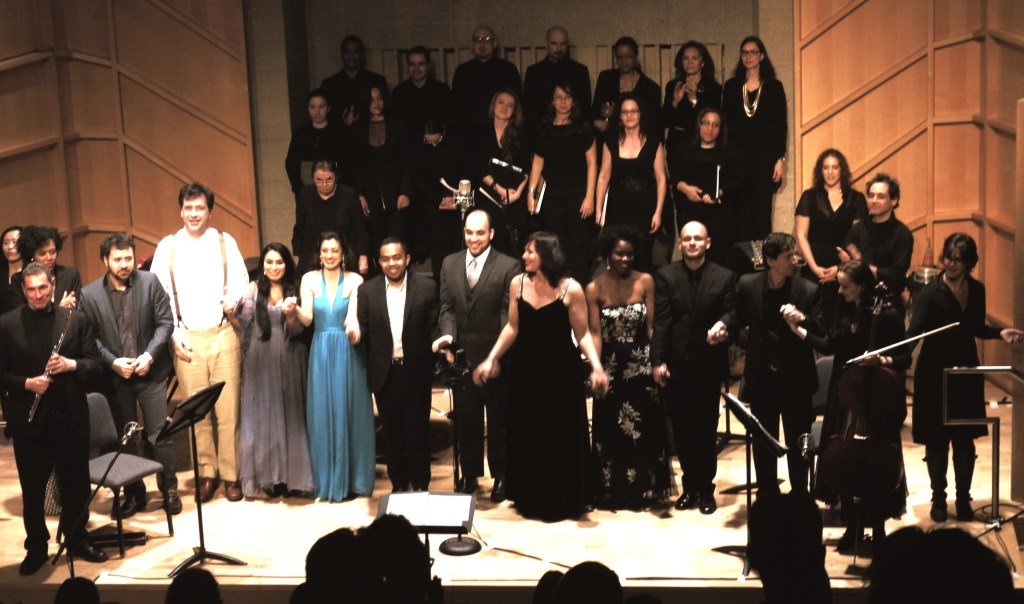 iBoc - March 2014 - Debut Concerts