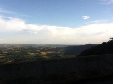 A vista of... rural landscape. :)