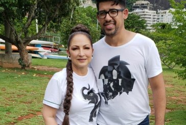 Gloria Estefan lança videoclipe gravado na Bahia