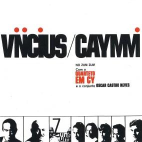 Various - Vinícius e Caymmi no Zum Zum (1965, Elenco ME-23) a