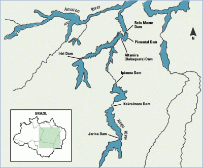 In the Spotlight: Belo Monte Dam