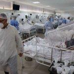 Goiás atinge 98,39% de ocupação de leitos de UTI para Covid-19