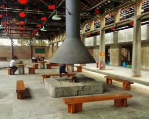 SESC Pompeia Rest Area - photo P. Ray