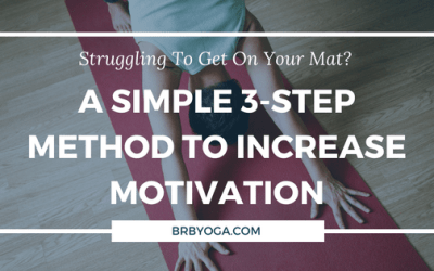A Simple Three Step Process To Increase Motivation