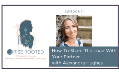 Ep. 11: How To Share The Load With Your Partner with Alexandra Hughes