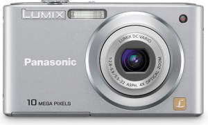 Repair of Panasonic DMC-F2EP