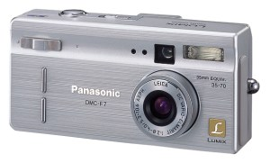 Repair of Panasonic DMC-F7T