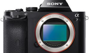 Repair of Sony ILCE-7