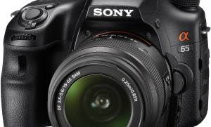 Repair of Sony SLT-A65VY