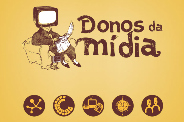 Donos da midia, projeto do FNDC e Daniel Herz