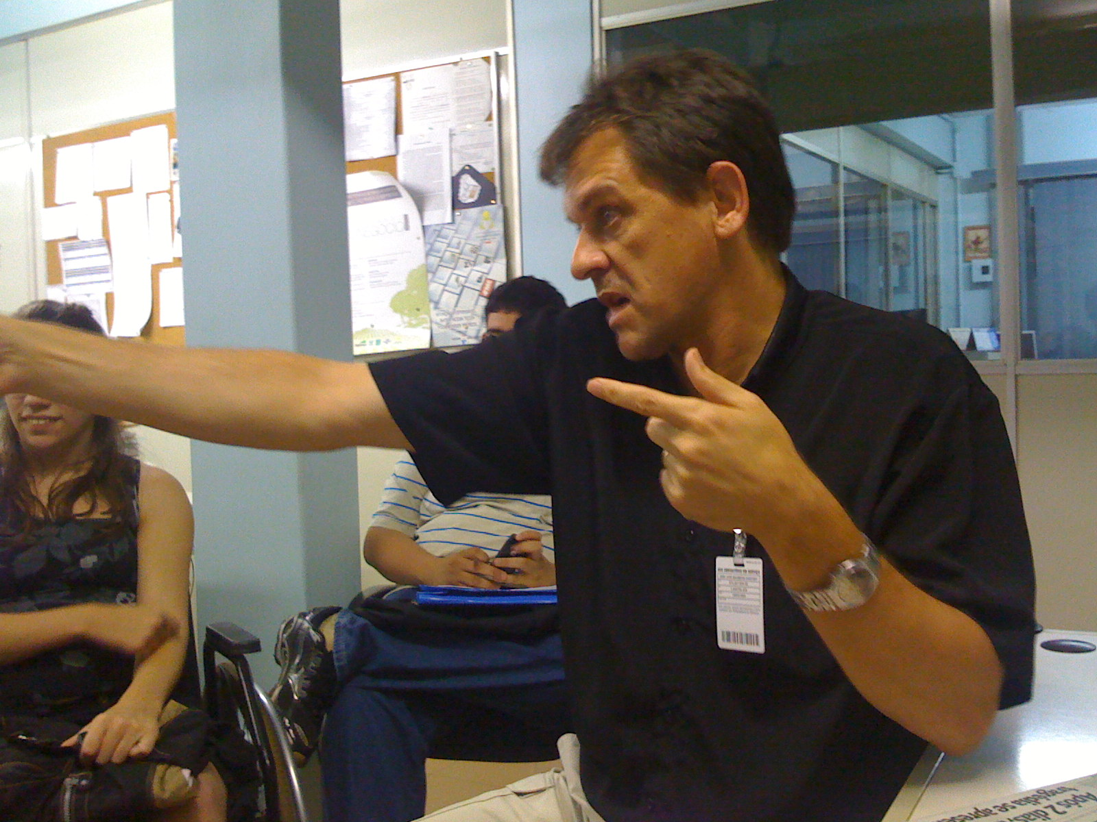 Jornalista e editor do Correio do Estado, Neri Kaspary
