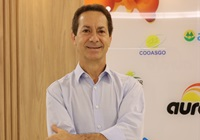 Gerente do frigorífico Aurora Xaxim Vandrlei Luis de Ré