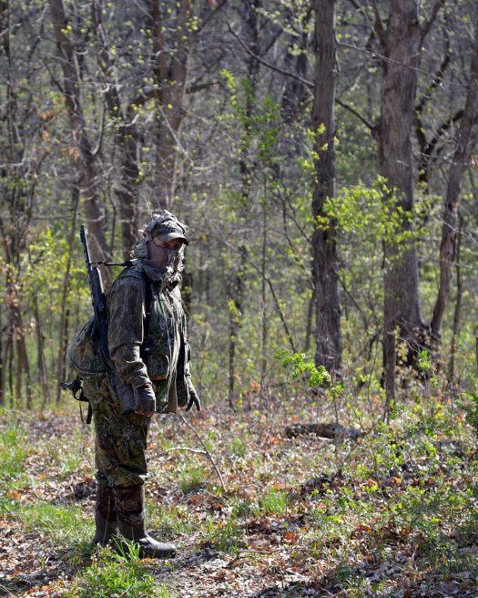 Real deal turkey hunter.