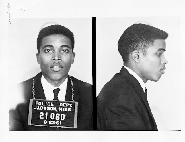 Tom Armstrong, Freedom Rider