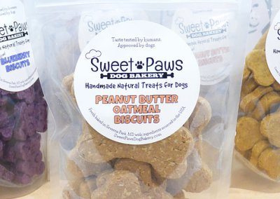 Sweet Paws Dog Bakery