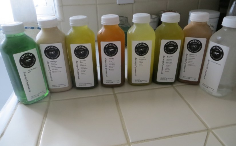 The 5 Day Cleanse