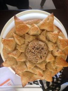 final sunflower bread