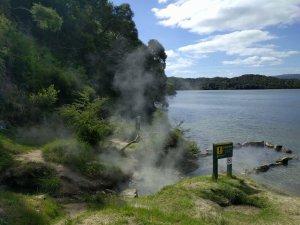 Camping North Island New Zealand