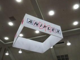 Aniplex booth