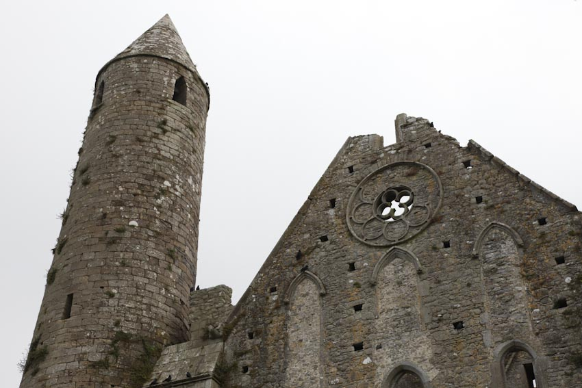 Rock of Cashel, Old Tower, 1101