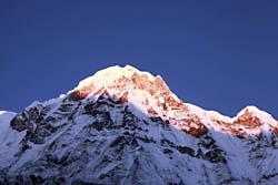 Annapurna Sunrise 1
