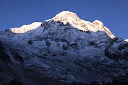 Annapurna Sunrise 4