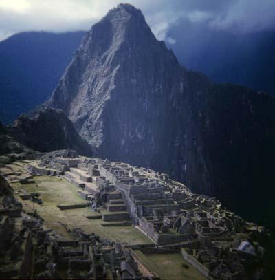Machu Picchu, Peru 1974