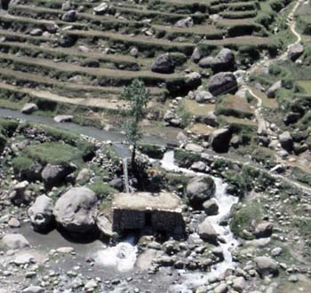 Water Mill, Alai Valley
