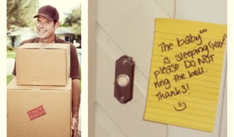 Why I hate the Fed Ex man & Doorbells