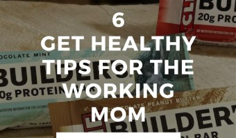 6 Healthy Tips for the Working Mom