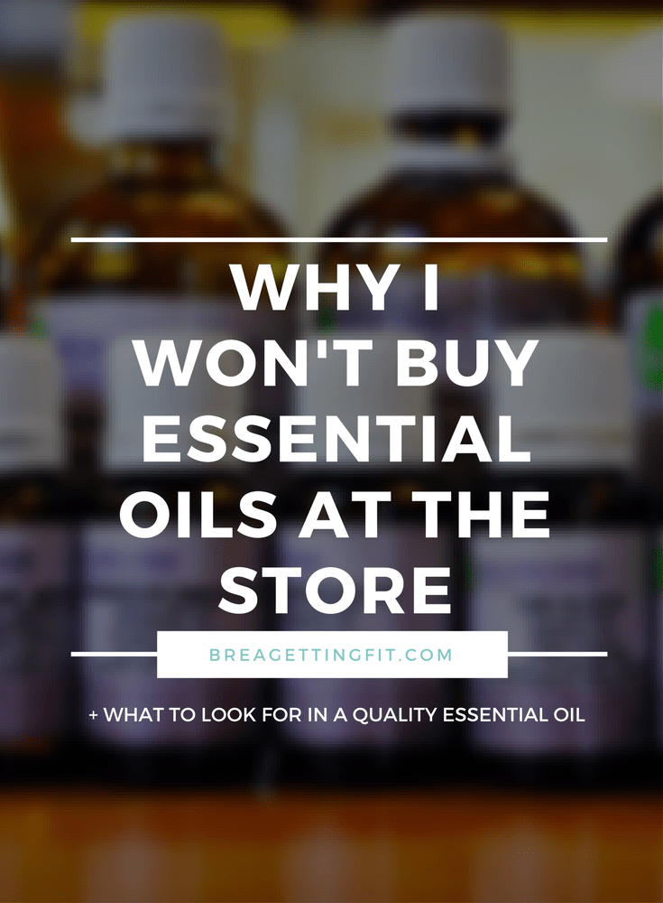 Why I Dont Buy Essential Oils At The Store