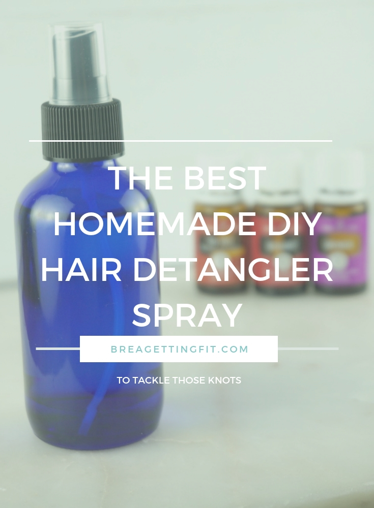 Hair Detangler Spray