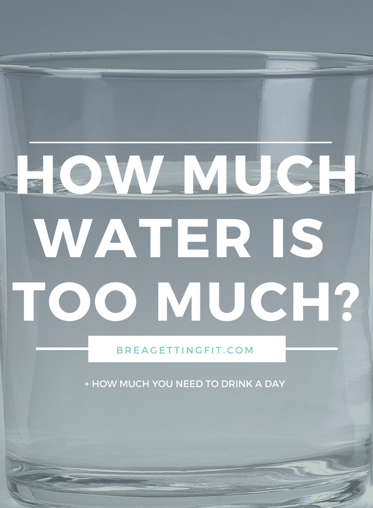 How Much Water is Too Much_