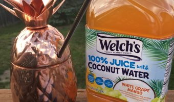 The Coconut Water Hack For On The Go Moms!