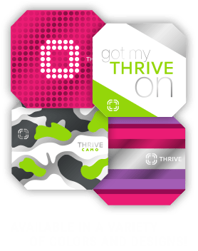 thrive ultra dft patch